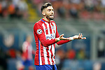 Atletico de Madrid's Yannick Ferreira Carrasco during UEFA Champions League 2015/2016 Final match.May 28,2016. (ALTERPHOTOS/Acero)