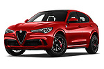 Alfa Romeo Stelvio Quadrifoglio SUV 2019