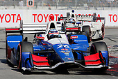 2017 Verizon IndyCar Series<br /> Toyota Grand Prix of Long Beach<br /> Streets of Long Beach, CA USA<br /> Sunday 9 April 2017<br /> Takuma Sato<br /> World Copyright: Perry Nelson/LAT Images