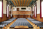 Lecture Hall in Sheffield-Sterling-Strathcona building at Yale University in New Haven, CT.