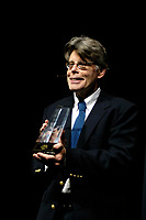 Toronto (ON) - June 8, 2007 - Master storyteller and multi-million-copy best-selling author Stephen King receive a Lifetime Achievement Award from the Canadian Booksellers Association. The event, held at the John Bassett Theatre at the Metro Toronto Convention Centre on Friday, June 8, 2007.