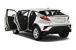 Car images of 2021 Toyota C-HR LE 5 Door SUV Doors