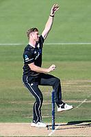23rd March 2021; Christchurch, New Zealand;  James Neesham of the Black Caps during the 2nd ODI cricket match, Black Caps versus Bangladesh, Hagley Oval, Christchurch, New Zealand.