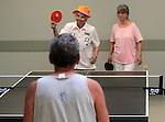 Carson City Senior Ping Pong 2012