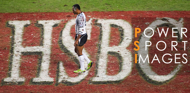 Action on Day 3 of the 2012 Cathay Pacific / HSBC Hong Kong Sevens at the Hong Kong Stadium in Hong Kong, China on 25th March 2012. Photo © Andy Jones  / The Power of Sport Images