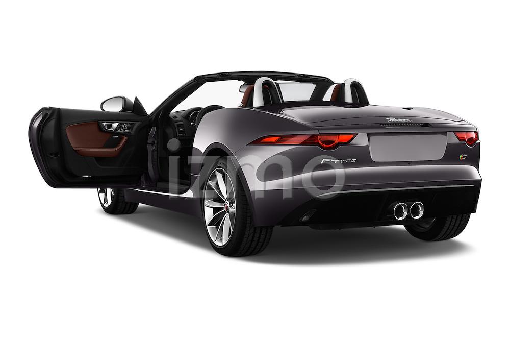 Car images of 2017 Jaguar F-TYPE S-Convertible 2 Door Convertible Doors