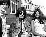 George Harrison during  Magical Mystery Tour Sep 1967<br />© Chris Walter
