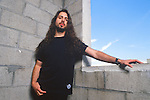 Various portrait sessions of the rock band, Dream Theater