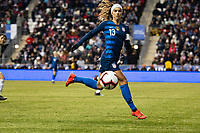 Chester, PA - Wednesday February 27, 2019: United States vs Japan during the SheBelieves Cup at Talen Energy Stadium.
