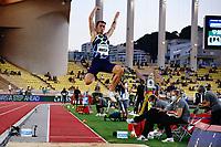 9th July 2021, Monaco, France; Diamond League Athletics, Herculis meeting, Monaco;  Thobias Montler (SWE)