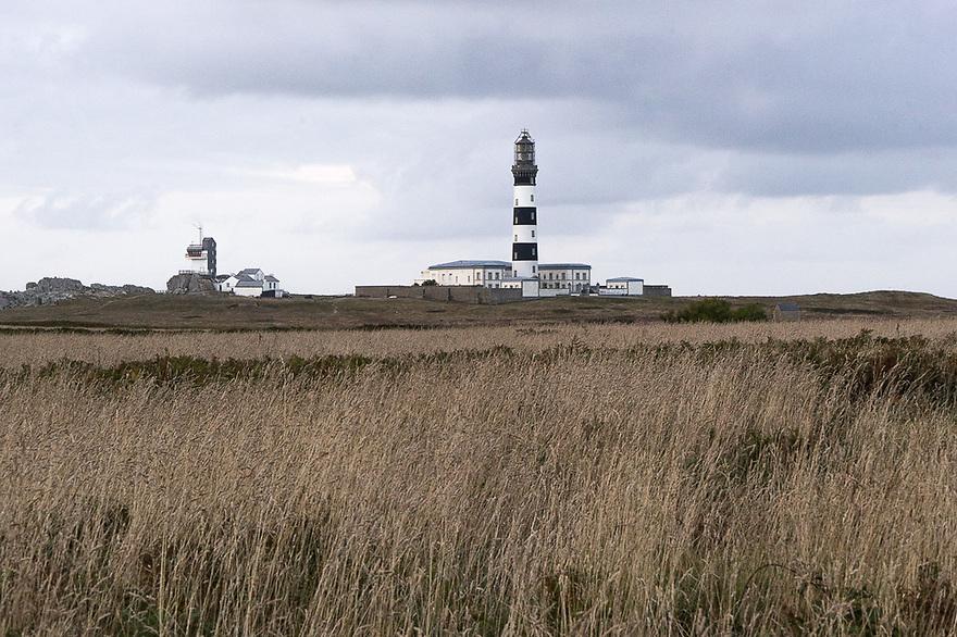 Ile d'Ouessant - Bretagna, 26 agosto 2020.  Faro di Créac'h.