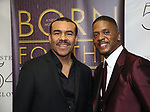 """backstage after a Song preview performance of the Bebe Winans Broadway Bound Musical """"Born For This"""" at Feinstein's 54 Below on November 5, 2018 in New York City."""