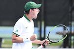 Tulane Men's Tennis blanks Texas Tech, 7-0.