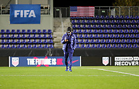 WIENER NEUSTADT, AUSTRIA - NOVEMBER 16: United States men's national team before a game between Panama and USMNT at Stadion Wiener Neustadt on November 16, 2020 in Wiener Neustadt, Austria.