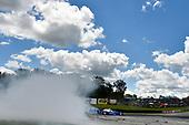 Verizon IndyCar Series<br /> Kohler Grand Prix<br /> Road America, Elkhart Lake, WI USA<br /> Sunday 25 June 2017<br /> Scott Dixon, Chip Ganassi Racing Teams Honda celebrates the win with a burn out<br /> World Copyright: Scott R LePage<br /> LAT Images<br /> ref: Digital Image lepage-170625-ra-163