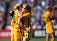WNT Australia vs Japan, July 30, 2017