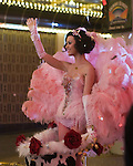 Katy Perry music video on Fremont Street