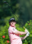 Rory McIlroy in action during Round 2 of the UBS Hong Kong Golf Open 2011 at Fanling Golf Course in Hong Kong on 2 December 2011. Photo © Andy Jones / The Power of Sport Images