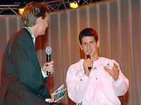 20-2-07,Tennis,Netherlands,Rotterdam,ABNAMROWTT, Jan Siemerink interviews Novak  Djokovic