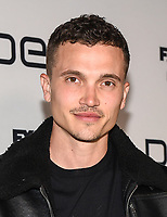 """LOS ANGELES - MARCH 2: Karl Glusman attends the premiere of the new FX limited series """"Devs"""" at ArcLight Cinemas on March 2, 2020 in Los Angeles, California. (Photo by Frank Micelotta/FX Networks/PictureGroup)"""