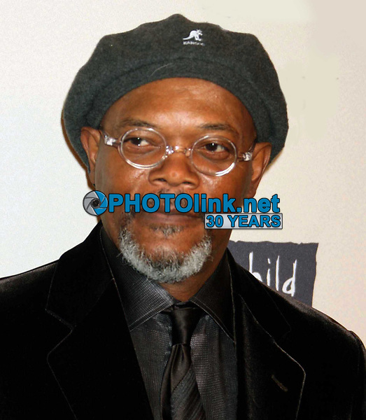 Samuel L. Jackson 10-15-09 Photo By John Barrett/PHOTOlink