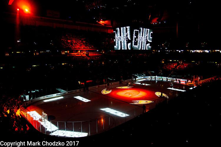 Anaheim Ducks Pre-Game