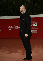 "Spanish actor Javier Camara poses on the red carpet for the screening of the film ""El olvido que seremos"" during the 15th Rome Film Festival (Festa del Cinema di Roma) at the Auditorium Parco della Musica in Rome on October 22, 2020.<br /> UPDATE IMAGES PRESS/Isabella Bonotto"