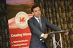 Golf Union Wales Awards 2014<br /> Ken Skates AM<br /> 07.01.15<br /> ©Steve Pope -SPORTINGWALES
