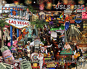 Lori, LANDSCAPES, LANDSCHAFTEN, PAISAJES, paintings+++++Viva Las Vegas _72,USLS331,#l#, EVERYDAY ,puzzle,puzzles