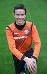 St Johnstone FC Academy U14's<br /> Ross Sinclair<br /> Picture by Graeme Hart.<br /> Copyright Perthshire Picture Agency<br /> Tel: 01738 623350  Mobile: 07990 594431