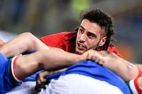 Josh Navidi Wales.<br />  <br /> Roma 9-02-2019 Stadio Olimpico<br /> Rugby Six Nations tournament 2019  <br /> Italy - Wales <br /> Foto Antonietta Baldassarre / Insidefoto