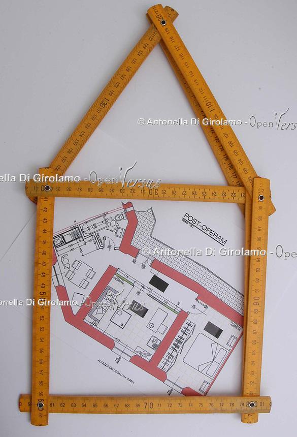ICI, tasse sulla casa e su beni immobili. Ristrutturazione appartamenti..ICI, taxes on housing and real estate. Restructuring apartments....