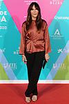 Antonia San Juan attends 23th Malaga Film Festival cocktail party at Circulo de Bellas Artes on March 03, 2020 in Madrid, Spain.(ALTERPHOTOS/ItahisaHernandez)