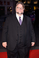 """director, Guillermo del Toro<br /> arriving for the London Film Festival 2017 screening of """"The Shape of Water"""" at the Odeon Leicester Square, London<br /> <br /> <br /> ©Ash Knotek  D3329  10/10/2017"""