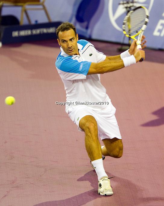 30-09-10, Eindhoven, Tennis, Afas Tennis Classics 2010,  Alex Corretja