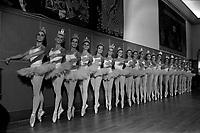 23 Septembre 1970. Vue de la représentation d'un corps de ballet au théâtre du Capitole