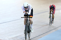 Boris Clark of WBP  ME 4000m IP during the 2020 Vantage Elite and U19 Track Cycling National Championships at the Avantidrome in Cambridge, New Zealand on Thursday, 23 January 2020. ( Mandatory Photo Credit: Dianne Manson )
