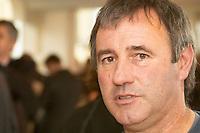 Pierre Fontanel Domaine Fontanel. Roussillon. Owner winemaker. France. Europe.