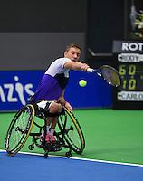 December 17, 2014, Rotterdam, Topsport Centrum, Lotto NK Tennis, <br /> Photo: Tennisimages/Henk Koster