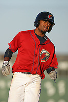 May 2, 2010: Jay Austin of the Lancaster JetHawks during game against the Lake Elsinore Storm at Clear Channel Stadium in Lancaster,CA.  Photo by Larry Goren/Four Seam Images