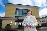 Minister for Education Norma Foley at the announcement of the multi million development plan for the Aras Padraig with on Friday