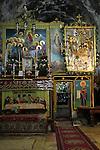 Israel, Jerusalem, Greek Orthodox Feast of the Assumption, Mary's Tomb