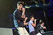 ONE DIRECTION - Louis Tomlinson - performing live at the iTunes Festival at The Roundhouse in London UK - 20 Sept 2012.  .Photo credit: George Chin/AtlasIcons.com