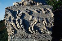 Bulgarien, Nicopolis ad Istrum, römische Ruinen, gegründet von Trajan, 2.-4.Jh.