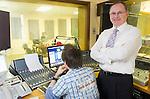 Liam O Shea, CEO of Clare Fm. Photograph by John Kelly.