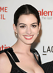"""Anne Hathaway  at The West Coast Premiere of """"Valentino: The Last Emperor"""" held at LACMA in Los Angeles, California on April 01,2009                                                                     Copyright 2009 RockinExposures"""
