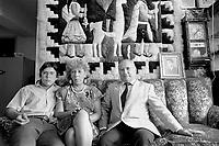 - Venezuela, La Guaira, immigrant of Italian origin in his home (1987)<br /> <br /> - Venezuela, La Guaira,  immigrato di origine italiana nella sua abitazione (1987)