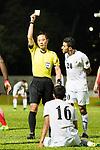 Fifa referee Toju Minoru during the International Friendly match between Hong Kong and Jordan at Mongkok Stadium on June 7, 2017 in Hong Kong, China. Photo by Cris Wong / Power Sport Images