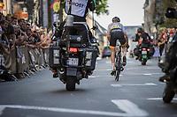 Mavi Garcia (ESP/Alé BTC Ljubljana)<br /> <br /> Women Elite – Road Race (WC)<br /> Race from Antwerp to Leuven (157.7km)<br /> <br /> ©kramon