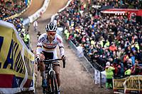 Marcel Meisen (GER/Corendon Circus)<br /> <br /> CX Superprestige Zonhoven (BEL) 2019<br /> Elite & U23 mens race
